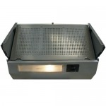 ElectrIQ 60cm Fully Integrated Cooker Hood Grey (eIQCHINTGY60)