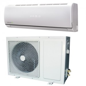 24000 BTU Hitachi powered easy-fit Inverter Wall Split Air Conditioner with 5 meters pipe kit and 5 years warranty (eIQ-24WMINV)