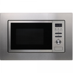 ElectrIQ 20L Built-in Digital Microwave with Grill - Stainless Steel EIQMOGBI20