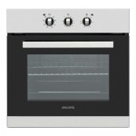 ElectriQ 60cm Electric Single Fan Built-in Oven Stainless Steel
