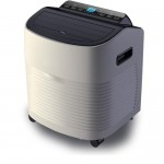 ElectrIQ Compact 9000 BTU Portable Air Conditioner for Rooms Up To 20 sqm