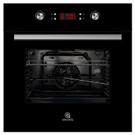 electriQ Built-in 10-Function Pyrolytic Single Oven