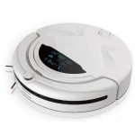 electriQ Intelligent Robotic Vacuum Cleaner with UV sterilization & Self Charging Dock - eiq-c11e
